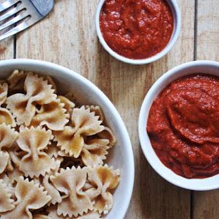 Creamy Tomato Avocado Pasta Sauce Recipe