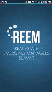 REEM Summit 2018 - náhled