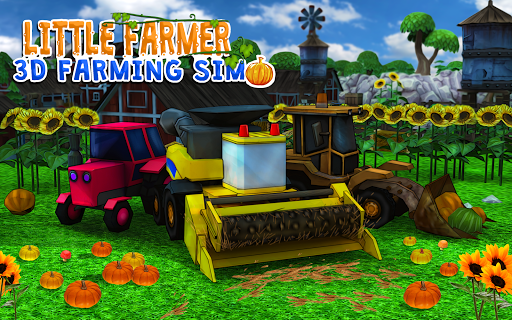 3D農業シミュレーションゲーム