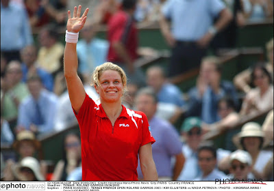 Throwback Thursday: weergaloze Kim Clijsters zet eerste stap richting eindzege in Rome