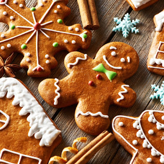 The Best Gingerbread Cookie