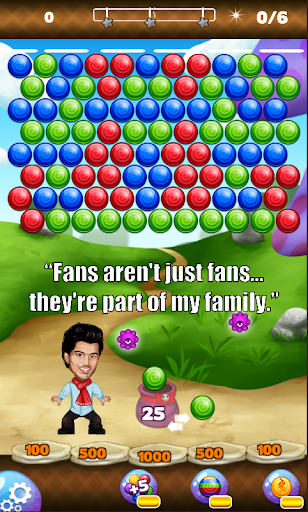 Bubble Shooter for 1D