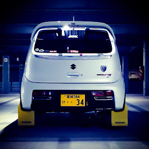 アルトワークス HA36S 4WD・5MTのカスタム事例画像 ゆずきらむさんの2018年08月23日23:28の投稿