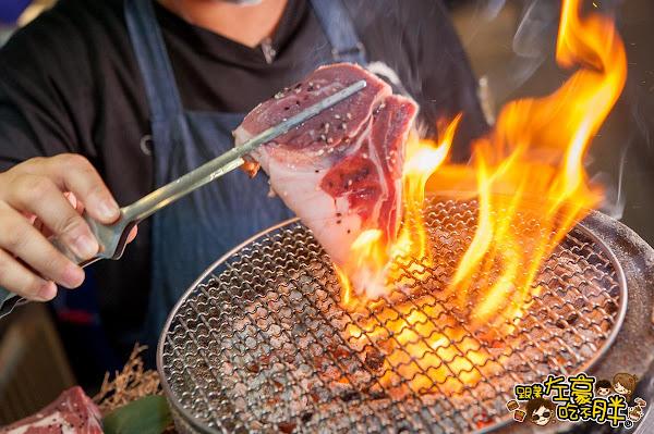 高雄燒烤 1928燒肉總舖 燒烤職人讓你享受大口吃肉!