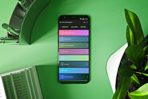 SAMSUNG Galaxy S10 Ringtones screenshot 7