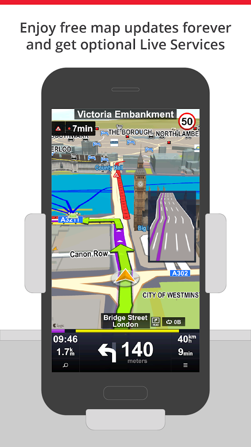 Sygic Car Navigation- screenshot