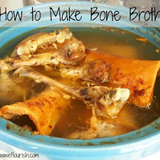 How to Make Bone Broth (and Why You Should!) Recipe