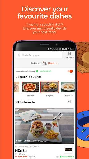 elmenus - Discover & Order food 3.15.5 screenshots 1