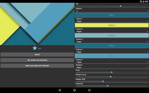 Live Material Design PRO v2.0.5