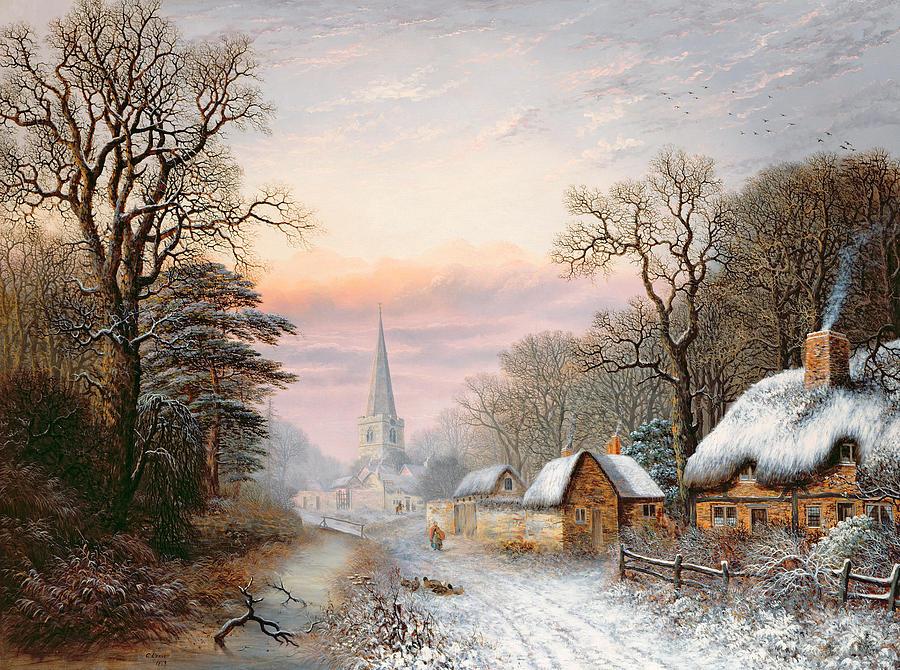 Фото: Живопись: Бельгийский художник Alexis de Leeuw (1848-1883)