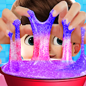 Glitter Slime Maker DIY Jelly Fun icon