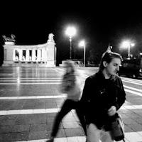 Notte a Budapest di