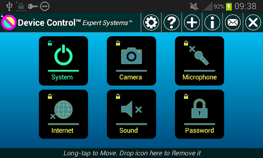 Device Control- screenshot thumbnail