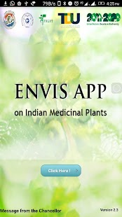 ENVIS-FRLHT Medicinal Plants - náhled