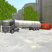 Truck Simulator 3D: Fuel Transport