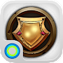 Greek Divinity Hola Theme APK icon