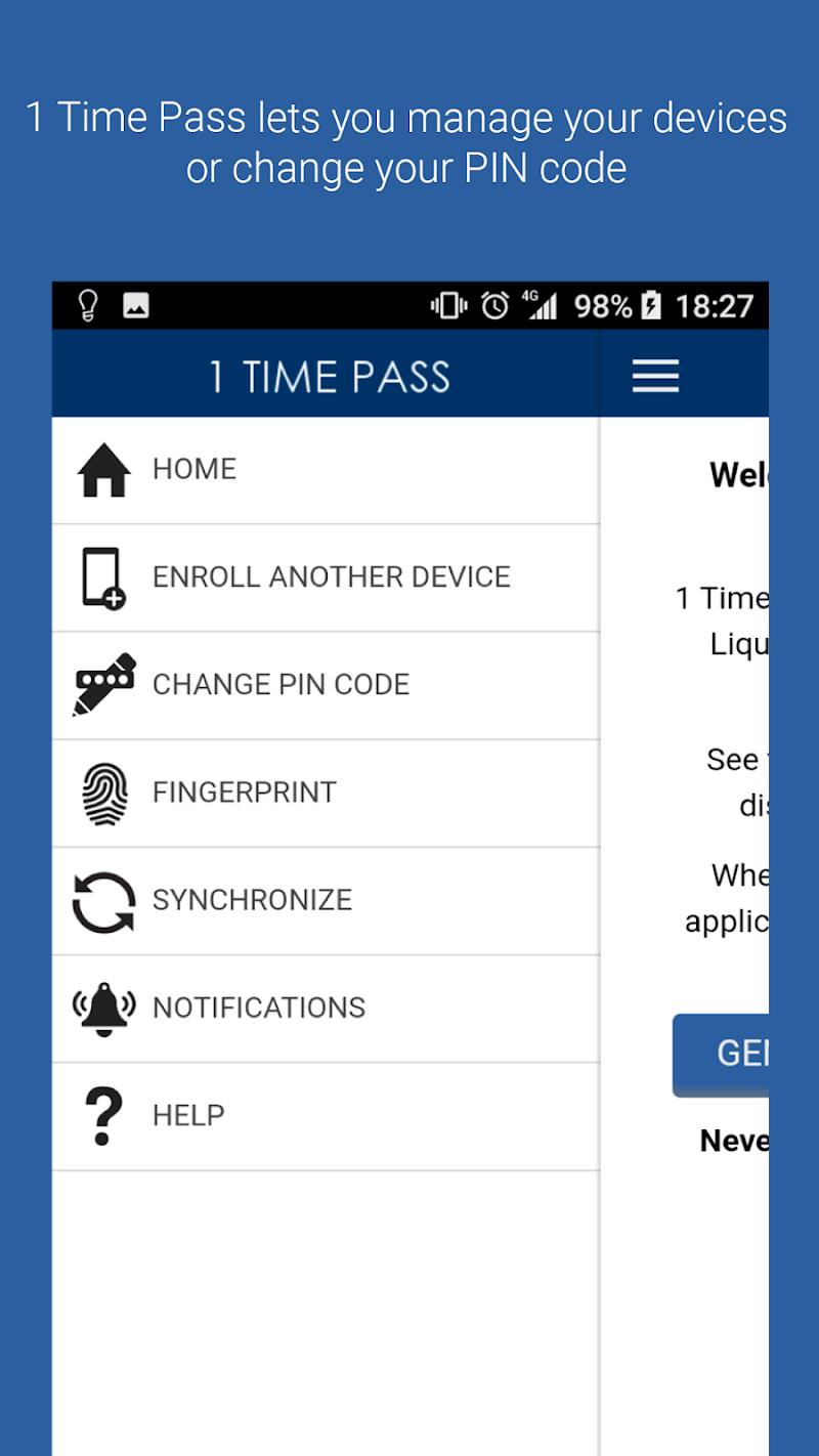 Скриншот 1 Time Pass