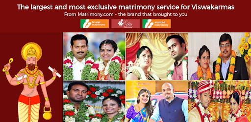 No 1 and Official Vishwakarma Matrimony App - Apps on Google Play
