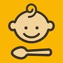 Baby weaning and recipes icon
