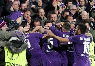 Série A: La Fiorentina remporte un match fou