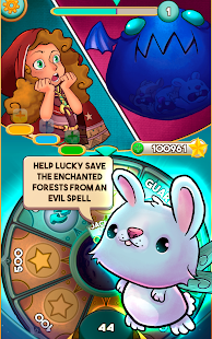 Run Lucky! A Fairy Tale Star- screenshot thumbnail