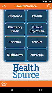 Brevard Health Source- screenshot thumbnail