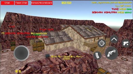 C.Strike: WAR Online cheat screenshots 2