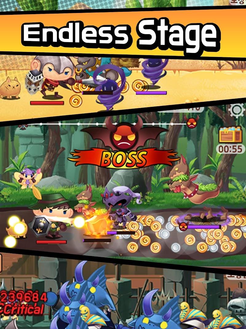 Sudden Warrior (Tap RPG) Screenshot 9