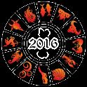 Horóscopo 2016 diario español icon