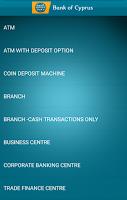 Screenshot of Bank Of Cyprus
