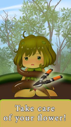 Télécharger Flower Girls Tamagotchi Flowergotchi  Pocket Pet mod apk screenshots 1