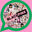 NEW BLACKPINK for Whatsapp  KPOP Idol WAStickerApp icon