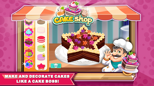 Cake Shop: Bakery Chef Story