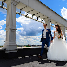 Wedding photographer Yuriy Syromyatnikov (YuriLipPhoto). Photo of 21.09.2016