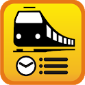 UK Train Times: Train Scout icon