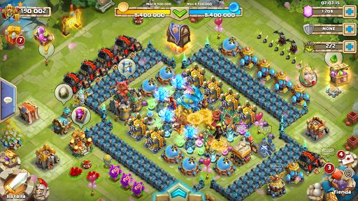 Castle Clash: Epic Empire ES 1.6.44 screenshots 14