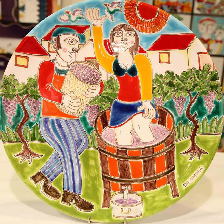 Ceramica De Simone Catania.Ceramiche De Simone Ossidiana Negozio Di Ceramiche A Catania