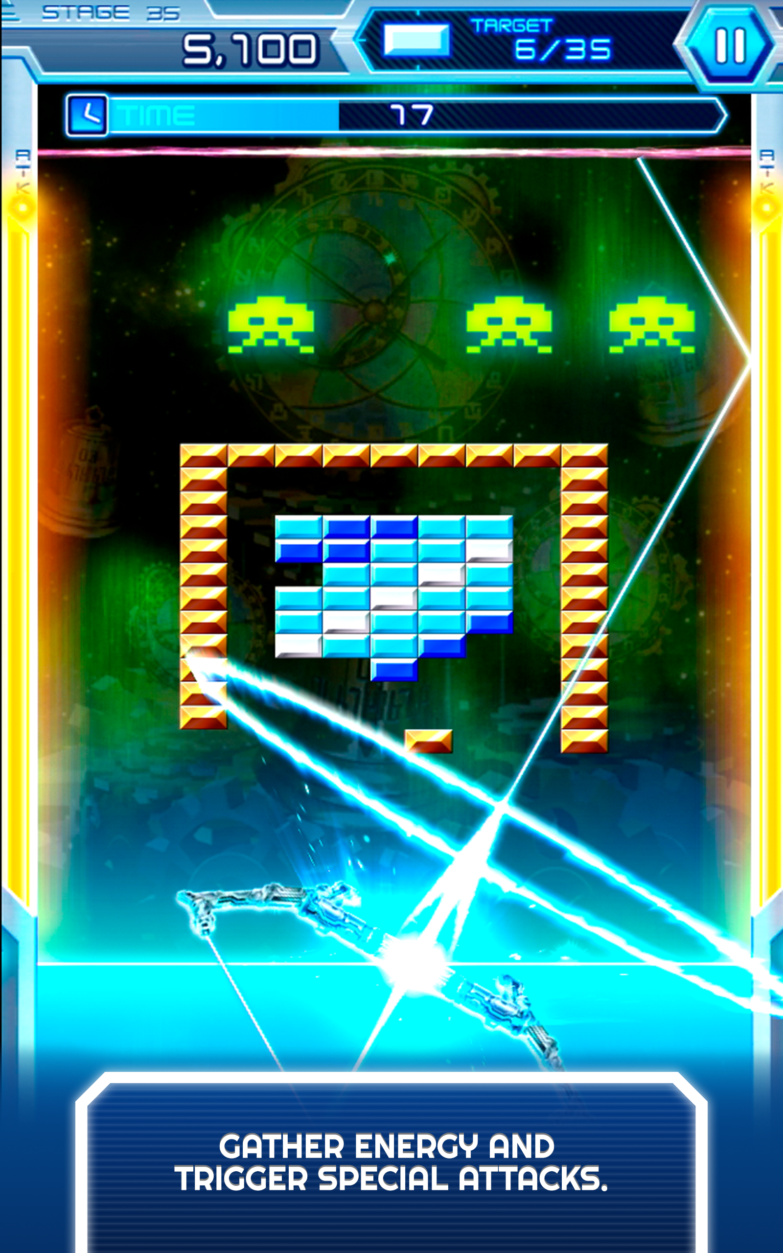 Arkanoid vs Space Invaders screenshot #13