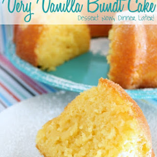 Sugar Free Vanilla Cake Recipes