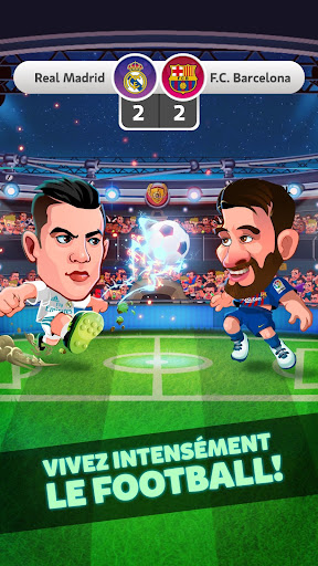 Head Action Soccer World Cup - Free Online Games   bgames.com