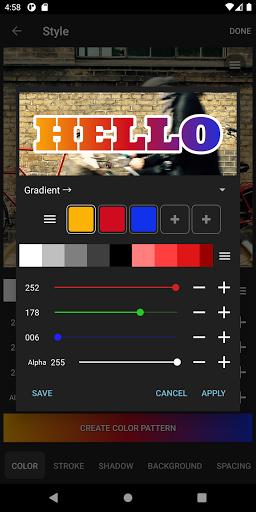 Phonto screenshot 7