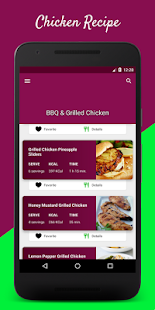 Grilled Chicken Recipes & BBQ Chicken Recipes - náhled