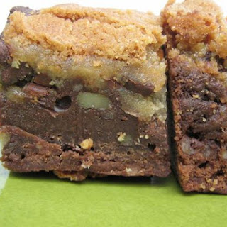 Chipster-Topped Brownies