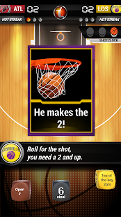 Pocket Sports Basketball Screenshot