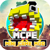 Mini Games Mod For MCPE