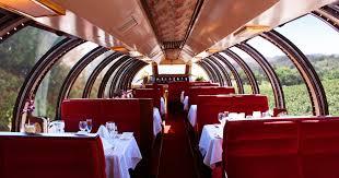 Billedresultat for vista dome train