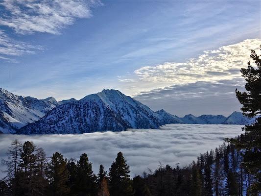 Di nebbia il mar di Nicolas Bernardi Imagine