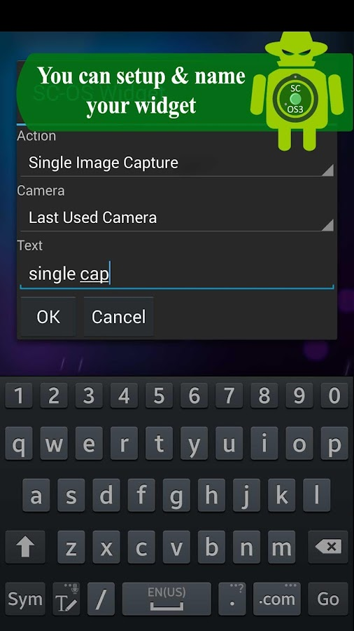 Spy Camera OS 3 (SC-OS3) - Android Apps on Google Play