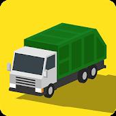 Garbage Truck Blocky
