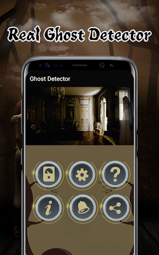Ghost EMF Detector – Paranormal Activity Meter Pro App Report on